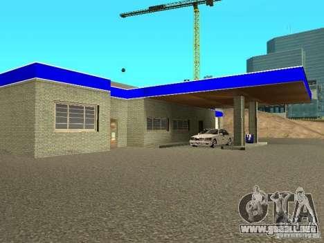 Garaje en San Fierro para GTA San Andreas