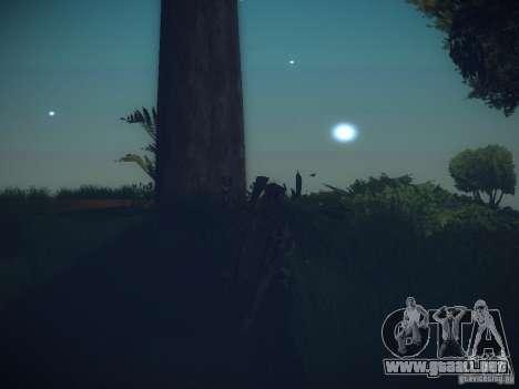 ENB v2 by Tinrion para GTA San Andreas sexta pantalla