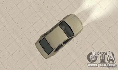 Volkswagen Bora Stock para la visión correcta GTA San Andreas