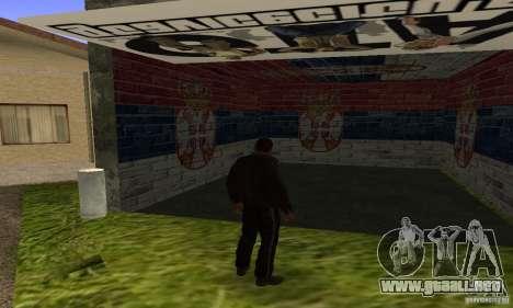 Grove street Final para GTA San Andreas sucesivamente de pantalla