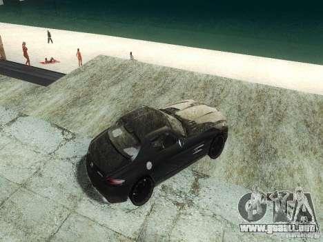 ENBSeries Beta para GTA San Andreas quinta pantalla
