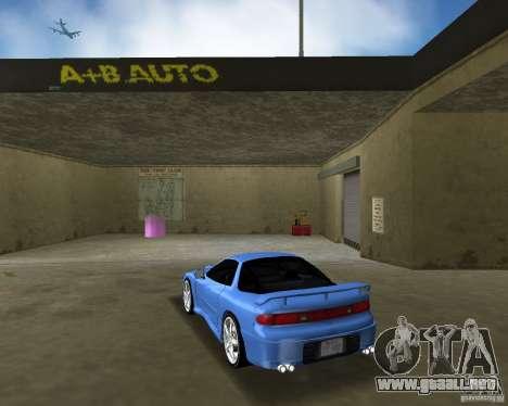 Mitsubishi 3000 GT 1993 para GTA Vice City vista lateral izquierdo