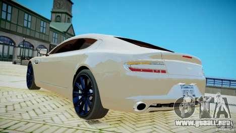 Aston Martin Rapide para GTA 4 left