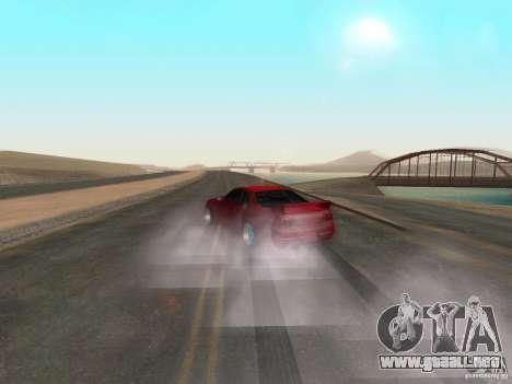 Nuevas texturas agua y humo para GTA San Andreas tercera pantalla