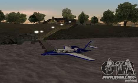 Beriev ser-103 para GTA San Andreas left