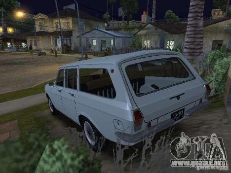 GAZ 24-02 para GTA San Andreas left