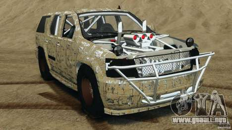 Chevrolet Tahoe 2007 GMT900 korch para GTA 4