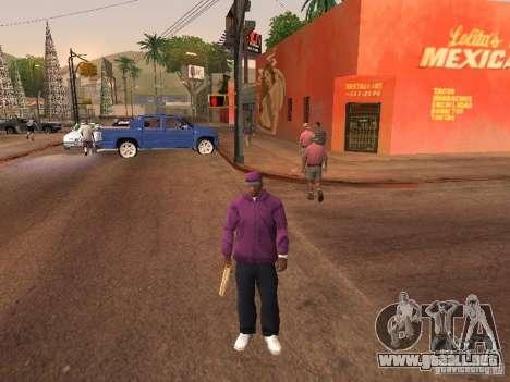 Ballas 4 Life para GTA San Andreas décimo de pantalla