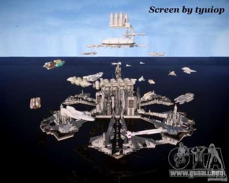 Stargate-Atlantis para GTA 4