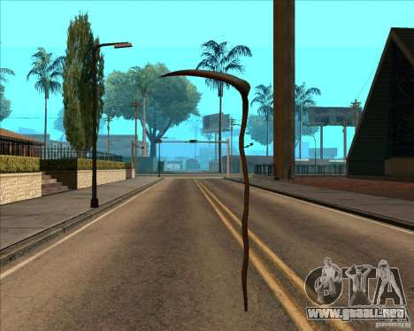 Muerte para GTA San Andreas sexta pantalla