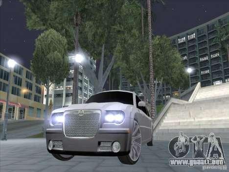 Chrysler 300C Limo para GTA San Andreas