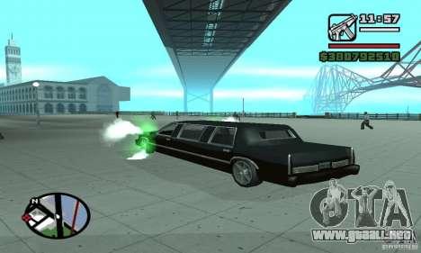 Purga en NFS para GTA San Andreas segunda pantalla