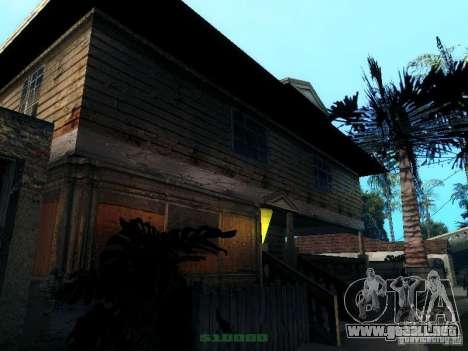 ENBSeries v1 para GTA San Andreas sexta pantalla