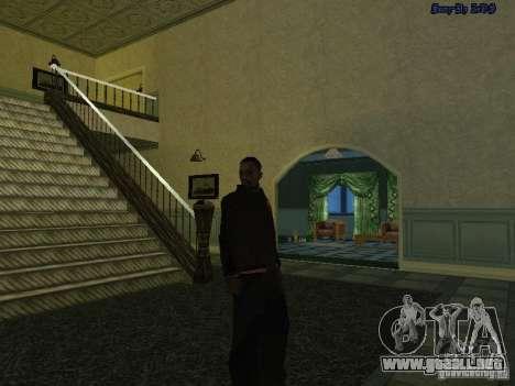 Winter bmyst para GTA San Andreas segunda pantalla