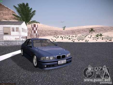 LiberrtySun Graphics ENB v3.0 para GTA San Andreas
