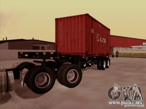 Container para GTA San Andreas left
