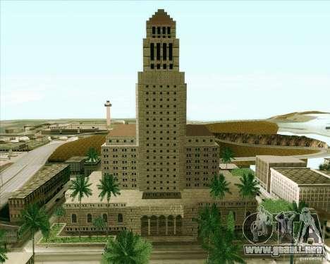 Los Santos City Hall para GTA San Andreas