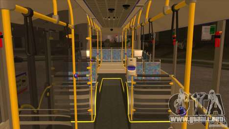 Design X3 para visión interna GTA San Andreas