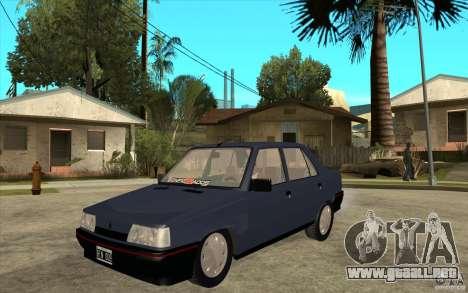 Renault 9 Mod 92 TXE para GTA San Andreas