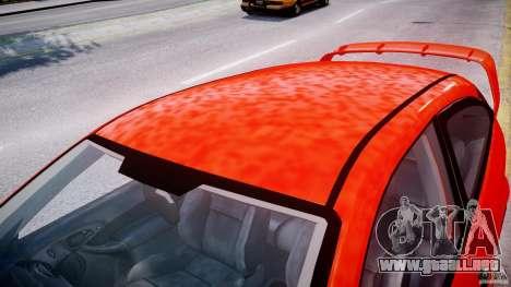 Ford Focus SVT WRC Street para GTA 4 vista desde abajo