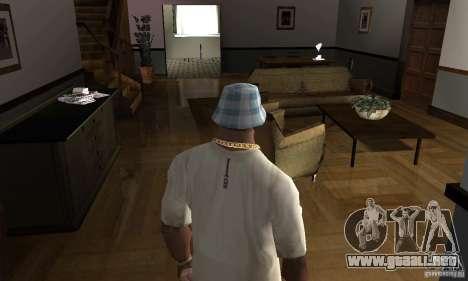 Nuevas casas de seguridad interiores para GTA San Andreas segunda pantalla