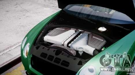 Bentley Continental GT para GTA 4 ruedas