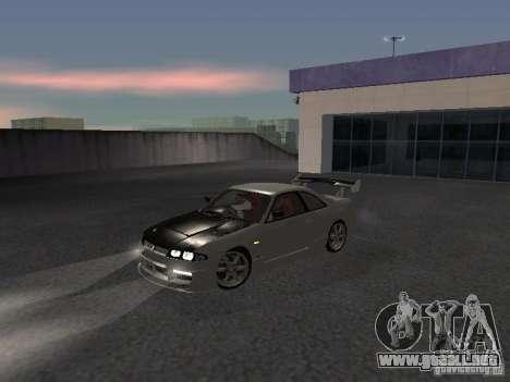Nissan Skyline R33 SGM para GTA San Andreas