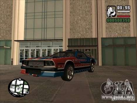 Coches de Flatout 2 para GTA San Andreas