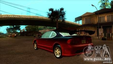 Oldsmobile Alero 2003 para vista lateral GTA San Andreas