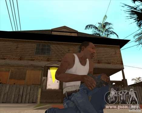 CoD:MW2 weapon pack para GTA San Andreas twelth pantalla