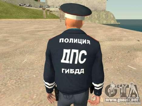 Mayor DPS para GTA San Andreas séptima pantalla