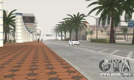 Project Oblivion Palm para GTA San Andreas tercera pantalla