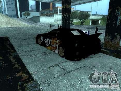 Vinilo gran Lou de Most Wanted para la visión correcta GTA San Andreas