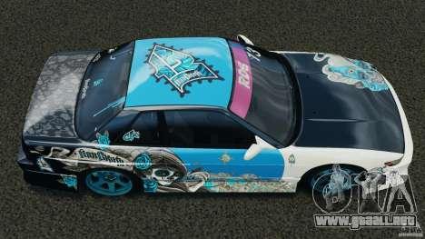 Nissan Silvia S13 Non-Grata [Final] para GTA 4 visión correcta