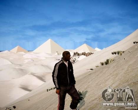 Black Niko para GTA 4 quinta pantalla
