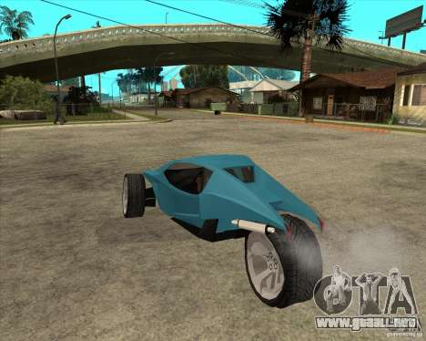 AP3 cobra para GTA San Andreas left