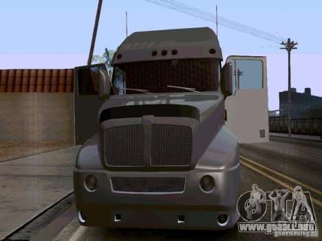 Kenworth T2000 v.2 para GTA San Andreas left