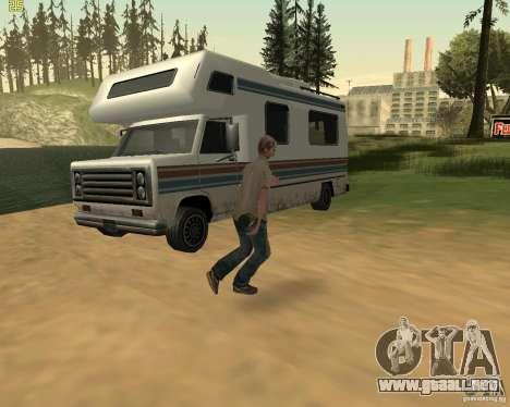 Fiesta de la naturaleza para GTA San Andreas décimo de pantalla