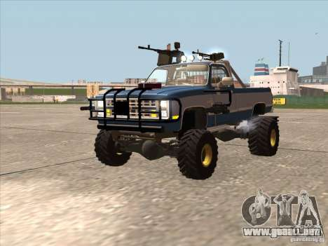 Chevrolet Hunter para GTA San Andreas