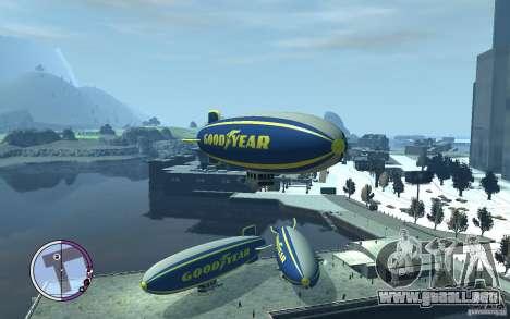 Dirigible para GTA 4