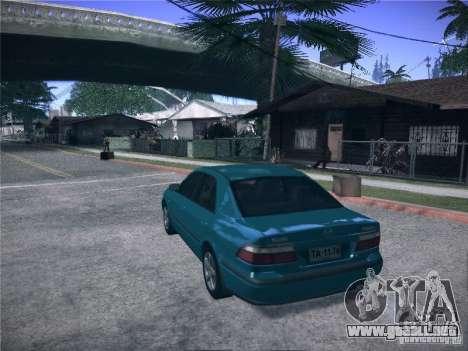 Mazda 626 GF 1999 para la visión correcta GTA San Andreas