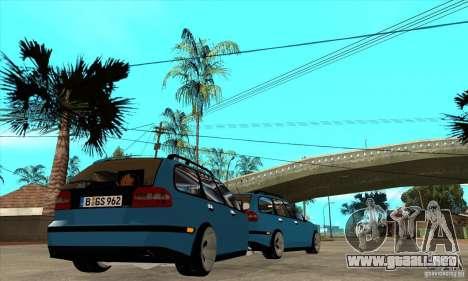 Volvo V40 Gespann para la visión correcta GTA San Andreas
