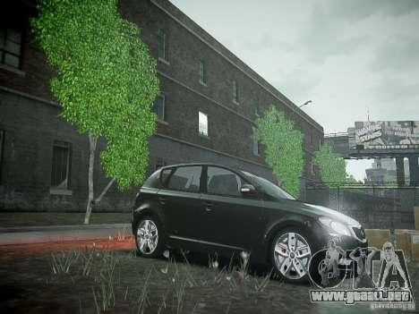 Kia Ceed para GTA 4 vista interior