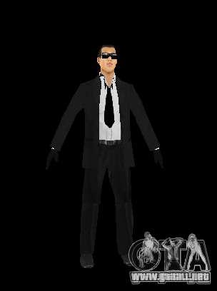 Skinpak Yakuza para GTA San Andreas