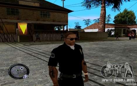 Nuevo CJ para GTA San Andreas segunda pantalla