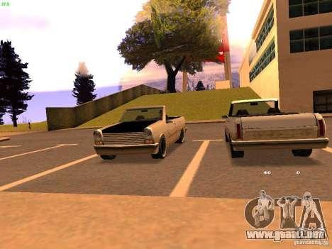 New Perennial para GTA San Andreas left