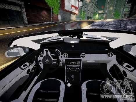 Mercedes SLK 2012 para GTA 4 visión correcta