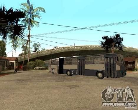IKARUS 280 para GTA San Andreas left