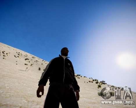 Black Niko para GTA 4 segundos de pantalla