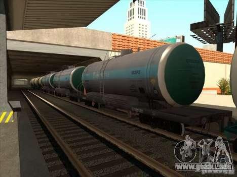 Tanque # 57929572 para GTA San Andreas